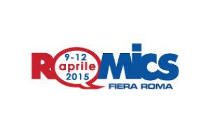 Romics (dal 9 al 12 aprile)